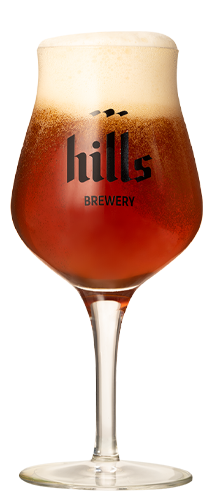 Hills smooth bock glass